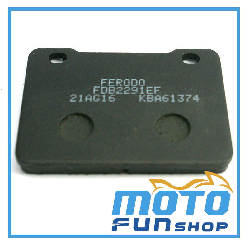 AEON  ELITE 400i  - 原廠煞車皮(前煞) (4)