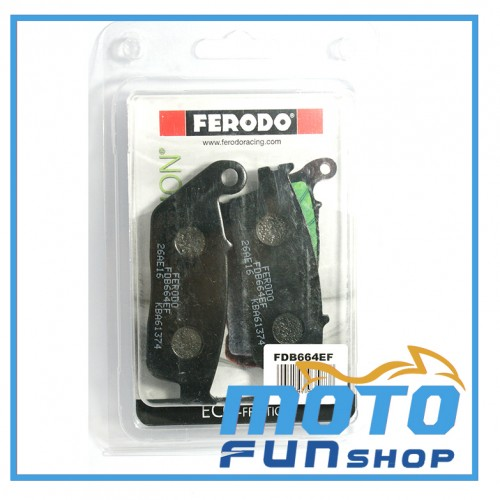 KYMCO VENOX 250 - 原廠煞車皮(前煞) (1)