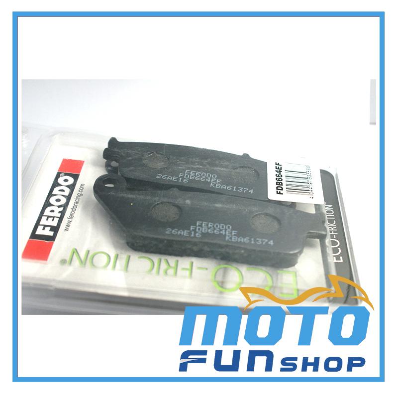 KYMCO VENOX 250 - 原廠煞車皮(前煞) (2)