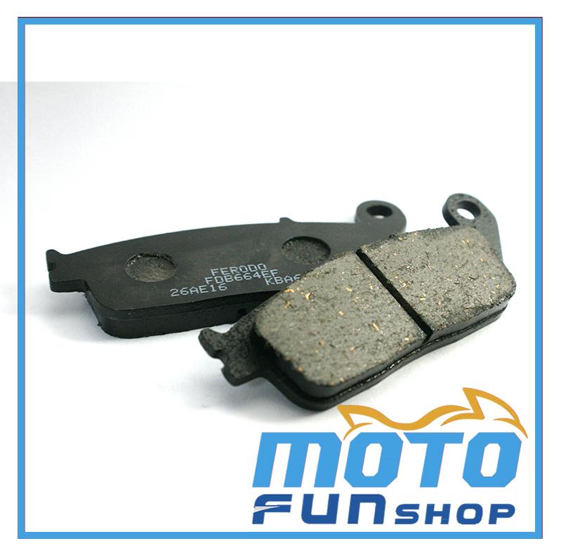 KYMCO VENOX 250 - 原廠煞車皮(前煞) (3)
