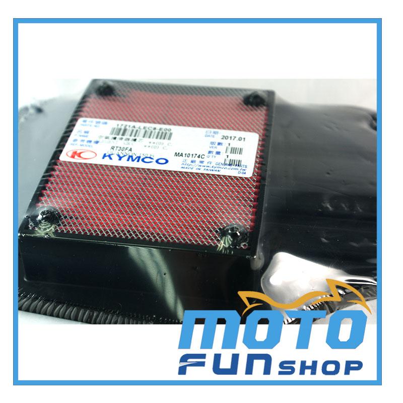 QUANNON 150 Fi –  空氣濾清器濾芯 (4)