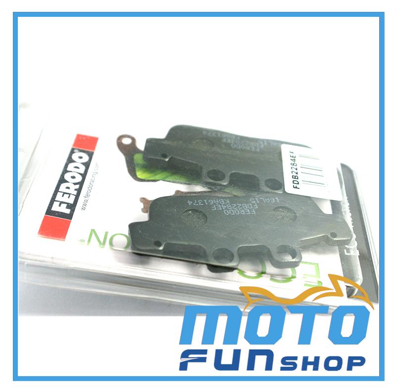 YAMAHA NXC 125&CYGNUS X  - 原廠煞車皮(前煞) (2)