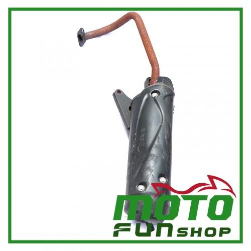 KYMCO 得意100-排氣管 (1)