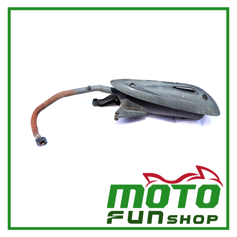 KYMCO 4U 100-排氣管 (2)