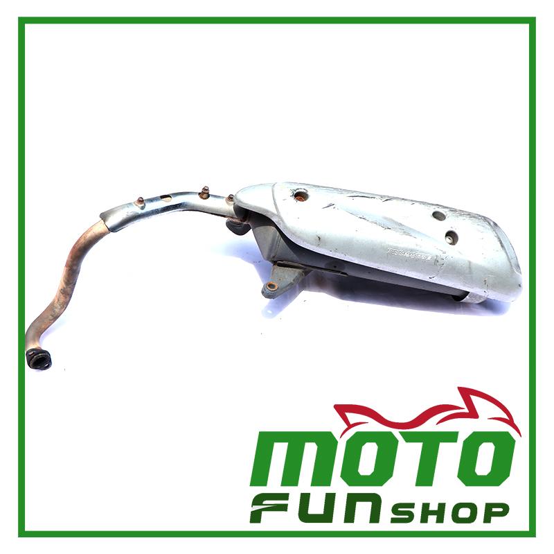 KYMCO DINK 150-排氣管 (2)