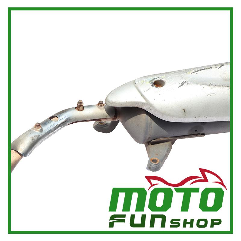 KYMCO DINK 150-排氣管 (5)