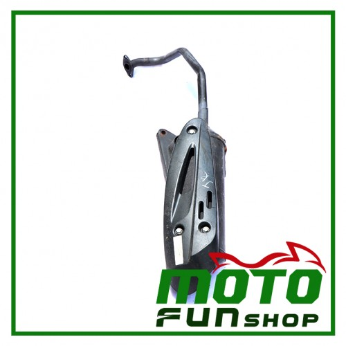 KYMCO JR 125-排氣管 (1)