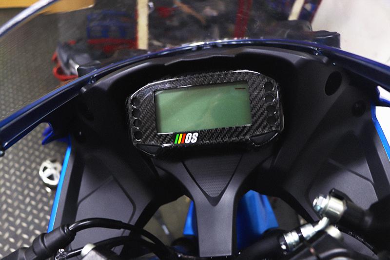 GSX-R150 儀表蓋 實車照 800_02