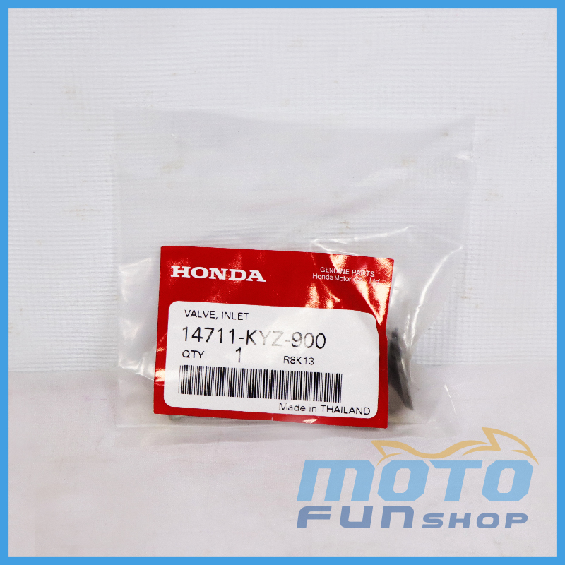 HONDA– MSX SF –汽門-2