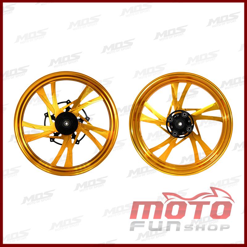 GSX-R/GSX-S150鍛造輪框(ABS)