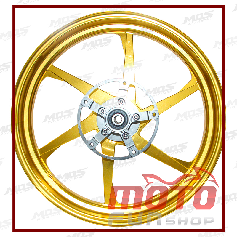 RF R3/MT03 鍛造輪框6爪 ABS版