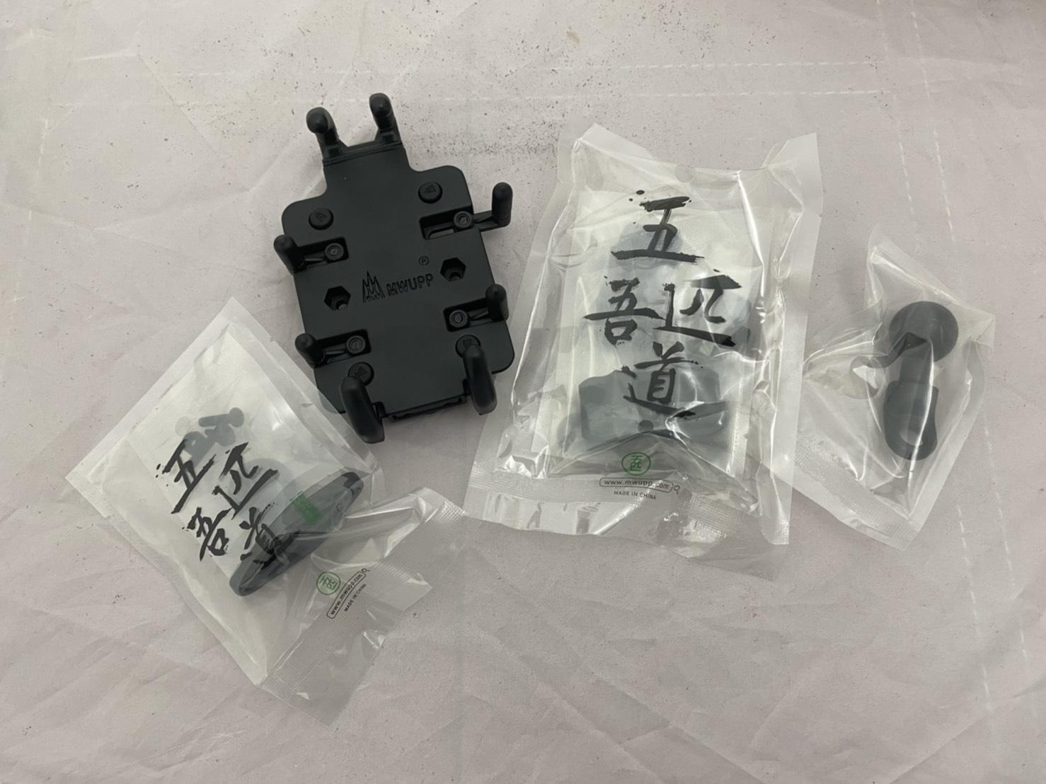五匹 MWUPP 章魚手機架