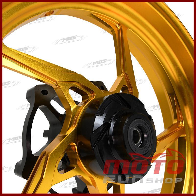 SYM DRG 鍛造輪框5爪-金