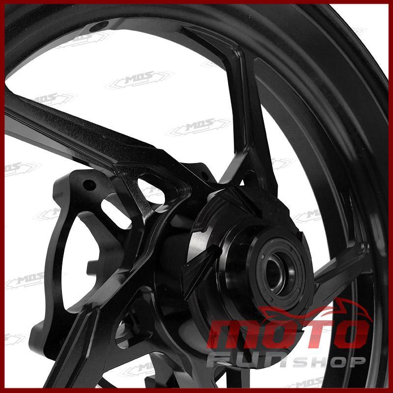 SYM DRG 鍛造輪框5爪-黑